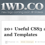 Frameworks, Tools und Templates