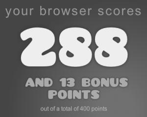 html5test.com - Score