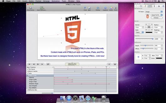 Hype - HTML5 Entwicklung leicht gemacht