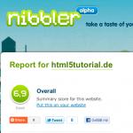 nibbler2 150x150 7 kostenlose HTML5 WordPress Themes