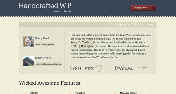 Bildschirmfoto 2011 10 03 um 19.36.57 7 kostenlose HTML5 WordPress Themes